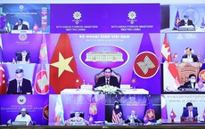 ASEAN khẳng định giải quyết hòa bình tranh chấp Biển Đông dựa trên luật pháp quốc tế