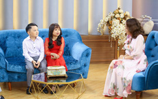 Vợ chồng Youtuber tí hon khiến Ốc Thanh Vân xót xa vì không thể sinh con