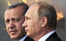 """Mặc Thổ Nhĩ Kỳ rên xiết ở Syria, Nga không """"nhỏ lệ xót thương"""": Kẻ thua trào dâng cay đắng"""