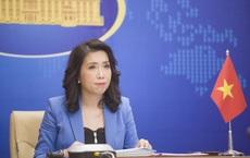 Việt Nam bình luận về thông tin nằm trong top 7 nước nhận vaccine Covid-19 từ Mỹ nhiều nhất