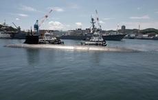 Mỹ triển khai cả ba tàu ngầm mạnh nhất tới Thái Bình Dương?