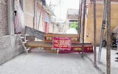 Sự thật chốt kiểm soát dịch bằng quan tài gây xôn xao ở Hà Nội
