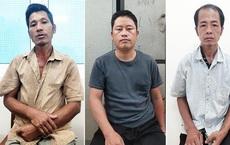 Bắt 3 đối tượng giết người do nghi ma chài