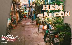 """Tiến sỹ Anh: Trải nghiệm """"nặng đô"""" làm tăng adrenaline trong những con hẻm Sài Gòn"""