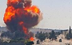 Xe bọc thép Nga bị tấn công ở Syria, một quân nhân thiệt mạng