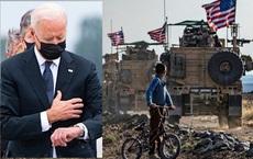 """Liệu Mỹ có âm thầm bỏ mặc đồng minh Syria trước """"2 con quỷ"""" như đã làm với CP Afghanistan?"""