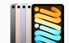 iPad mini ra mắt với thiết kế mới: Màn hình 8.3 inch, Touch ID, Apple A15, hỗ trợ Apple Pencil 2, giá từ 499 USD