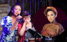 NSƯT Ngọc Đáng bật khóc: Biết Phi Nhung đang đau, tôi không cầm nước mắt được
