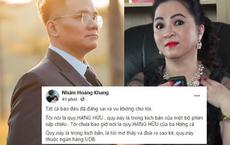 'Cậu IT' Nhâm Hoàng Khang bất ngờ lên tiếng về việc tung sao kê quỹ từ thiện: 'Quỹ này trong kịch bản của một bộ phim'