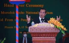 Ông Hun Sen: Tôi làm bạn với Trung Quốc có gì sai? Campuchia mất gì khi kết bạn với Trung Quốc?