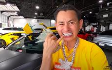 Tỷ phú Johnny Đặng chứng minh độ giàu có, tặng thưởng răng kim cương, 30 ngàn đô và siêu xe hơn 2 tỷ