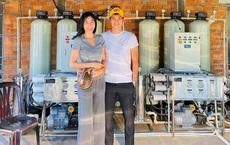 Ồn ào đôn giá máy lọc nước 450 triệu/chiếc, Thủy Tiên đã mang loại nào đi từ thiện?