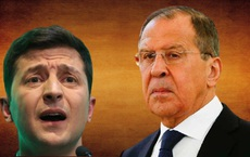 Mất hết kiên nhẫn với Ukraine, Ngoại trưởng Nga thẳng thừng: Ăn xin và van xin, Kiev nên có lòng tự trọng!