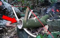 Phát hiện chuối rừng chín, nhóm đi rừng làm ngày chiếc bẫy 'một đi không trở lại': Bất ngờ ở giây cuối cùng!