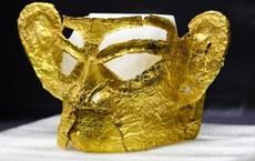 Khám phá thế kỷ: Mặt nạ vàng ròng lớn nhất Tam Tinh Đôi vừa được khai quật; Cả thế giới chỉ 4 châu lục sở hữu