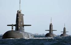 """Australia """"đánh"""" Trung Quốc bằng tàu ngầm hạt nhân: Cú ra đòn quá hiểm hóc!"""