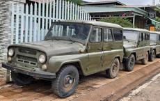 Những mẫu xe huyền thoại từng tung hoành tại Việt Nam một thời giờ có giá bán ra sao?