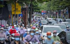 """Hà Nội tháo dỡ 39 chốt kiểm soát, nới lỏng 19 địa bàn, nhiều tuyến phố """"tấp nập"""""""