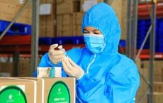 100.000 lọ thuốc đặc trị Covid-19 do Ecopark tài trợ đã về đến Việt Nam