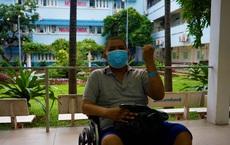 Bệnh nhân COVID-19 nặng 100 kg 'vượt qua cửa tử' sau khi bị suy hô hấp nặng