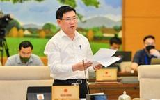 Bộ trưởng Tài chính Hồ Đức Phớc: Ngân sách sao mà trống rỗng được