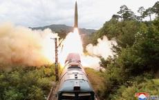 Toàn cảnh vụ phóng tên lửa từ tàu hoả của Triều Tiên