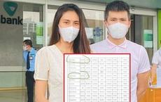 Netizen 'soi' chi tiết khó hiểu trong sao kê của Thuỷ Tiên: 2 cụ già 116 tuổi vẫn được nhận 1,5 triệu tiền trợ cấp?