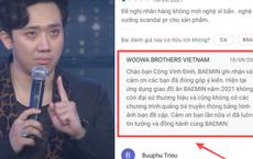 Chuyện như đùa: BAEMIN vừa nói Trấn Thành hết HĐ quảng cáo, netizen quay xe 'xin lỗi được chưa' và đi rate lại 5 sao?