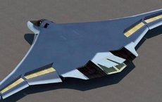 """""""Product-80"""": máy bay tàng hình siêu hiện đại của quân đội Nga khiến Mỹ hoang mang"""
