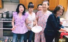 Nghệ sĩ cải lương tụ tập tại Mỹ, Ngọc Huyền bật khóc nhớ Việt Nam