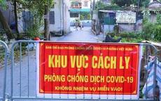 Thông tin mới nhất về ổ dịch chưa rõ nguồn lây tại Long Biên