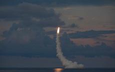 Mỹ phóng thử hai tên lửa đạn đạo từ tàu ngầm giữa lúc căng thẳng với Trung Quốc