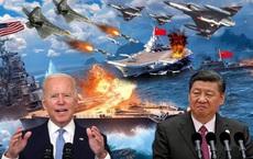 Mỹ 'bao vây' Trung Quốc với hàng trăm chiến đấu cơ hiện đại: Chạy trời không khỏi nắng!