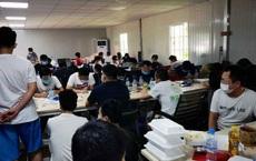 """Đột kích """"Dự án TQ"""" mini ở Phnom Penh: Như 1 pháo đài giữa thủ đô - Cảnh sát Campuchia được TQ tiếp sức"""