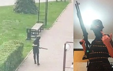 2 bất ngờ ẩn chứa trong quân trang, vũ khí của nghi phạm xả súng tại đại học Nga!