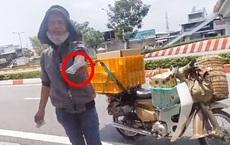 Cô bán nước suối ven đường được khách lạ tặng 500k nhưng nhất định từ chối, dân mạng khen: Một cô gái cao quý!