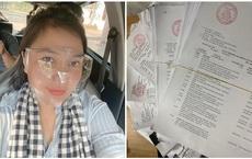 Giang Kim Cúc công bố sao kê tốn hơn 2,5 triệu tiền giấy in: Minh bạch tài chính không hề khó, mong mọi người mở lòng bao dung