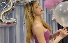 Thiều Bảo Trâm khoe body sexy mừng sinh nhật tuổi 27