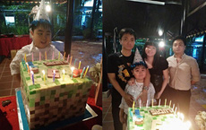 Tung nốt ảnh sinh nhật của thiếu gia Đại Nam, màn đọ sắc hiếm hoi của bà Phương Hằng và con dâu gây chú ý
