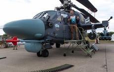 Trung Quốc xem xét mua hàng chục trực thăng tấn công Ka-52K của Nga