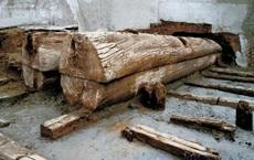 Quan tài kỳ lạ 'lạc trôi' ở Thành Đô, toàn bộ được làm từ một loại gỗ thượng hạng khiến chuyên gia 'dậy sóng'