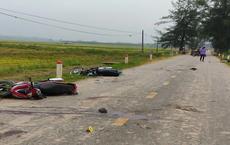Vụ tai nạn khiến 5 thanh thiếu niên tử vong đêm Trung thu: Xác minh dấu hiệu đua xe trái phép?