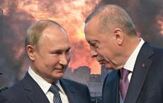 """TT Putin phán một câu rúng động Syria: Thổ Nhĩ Kỳ """"mất mặt"""", kéo quân về nước ngay và luôn?"""