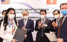 T&T Group ký kết hợp đồng với các đối tác Mỹ trị giá hơn 3 tỷ USD