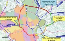 Hà Nội quyết đầu tư xây dựng tuyến đường Vành đai 4 - Vùng Thủ đô