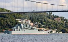Tàu Nga nghi chở vũ khí tới Syria phục vụ cuộc tấn công vào Idlib