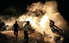 Ngoại giao bí mật với Syria hé lộ 'bàn cờ' mới ở Trung Đông