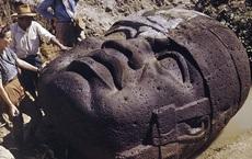 Phát hiện tượng khổng lồ như đầu nhà sư nằm ngửa mặt lên trời, các nhà khoa học đau đầu tìm lời giải về sức mạnh phi thường của tổ tiên