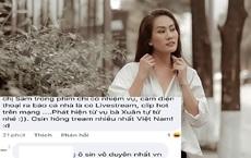 Diễn viên Minh Cúc: Tôi comment ở page Phương Oanh, khán giả ào ào vào chửi