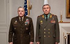 Gặp nhau lần đầu tiên sau 20 tháng, chỉ huy quân đội Mỹ và Nga bàn những gì?